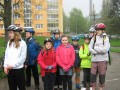 Mladý cyklista